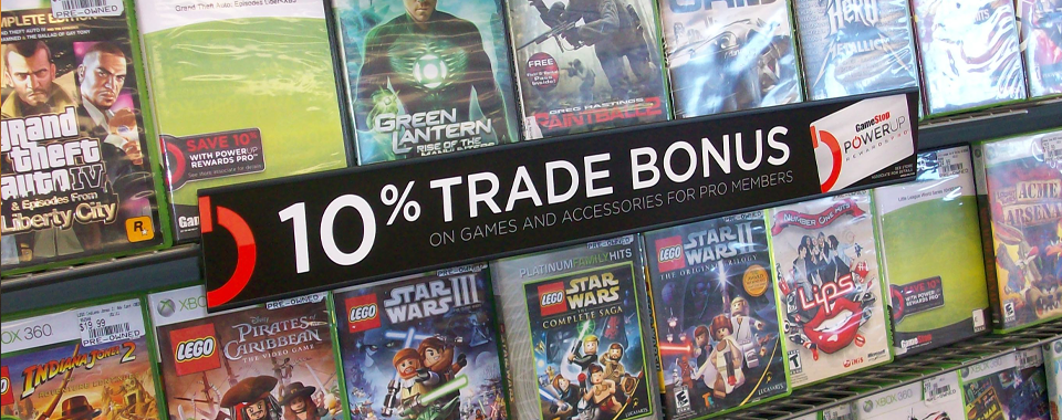 From The Social: This just in, GameStop is sketch as hell