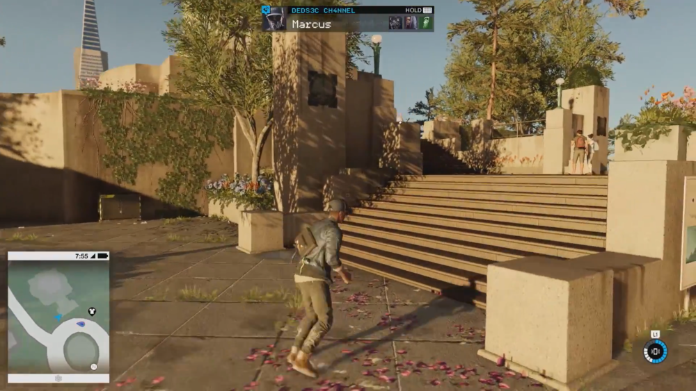 'Watch Dogs 2' gameplay