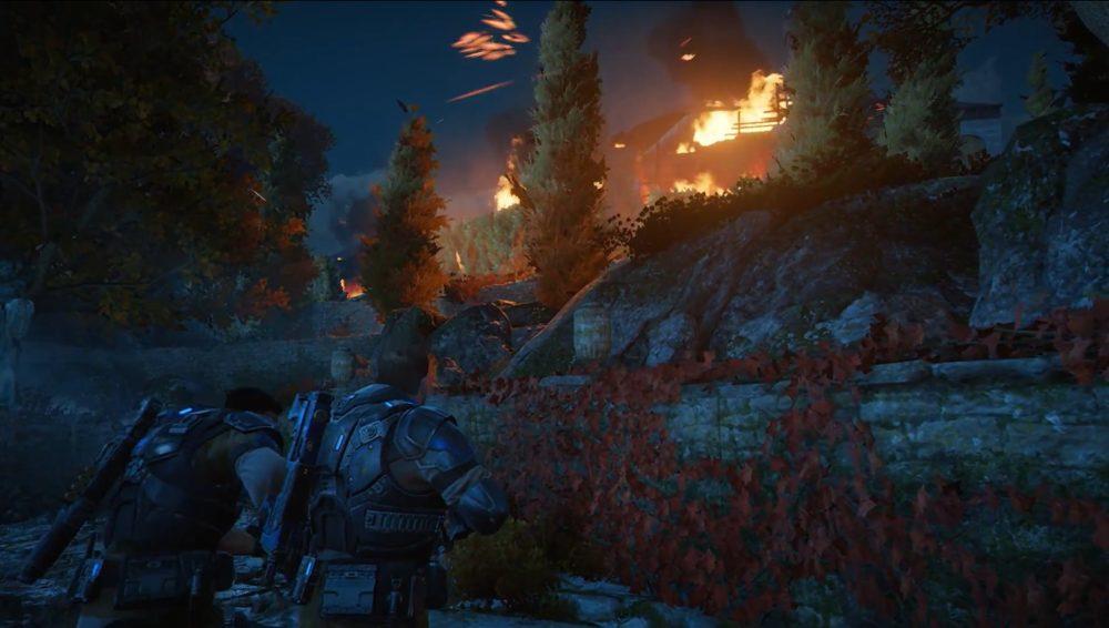 'Gears of War 4' DeeBee campaign trailer