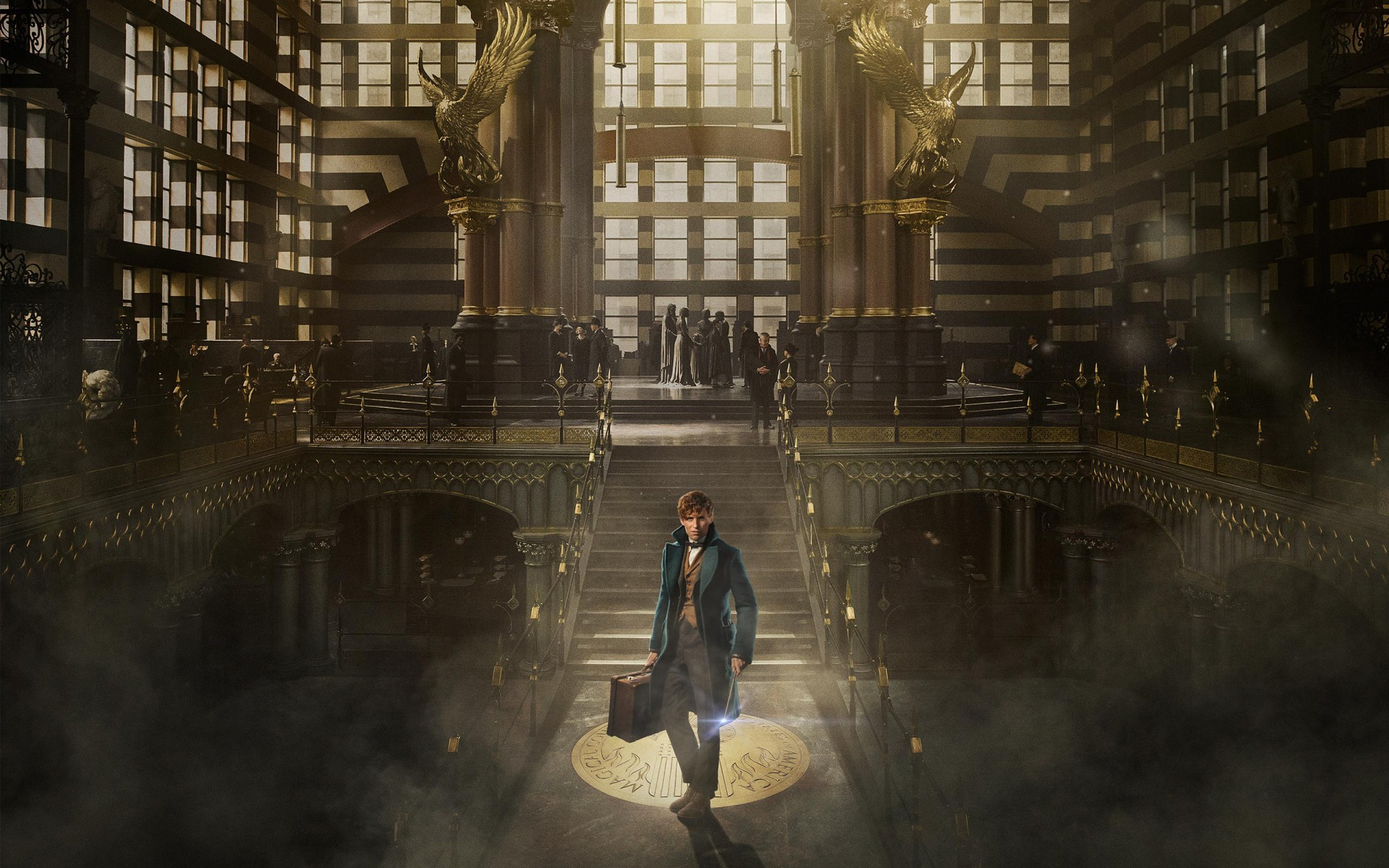 Saturday Night at the Movies: Fantastic Beasts and Where to Find Them review