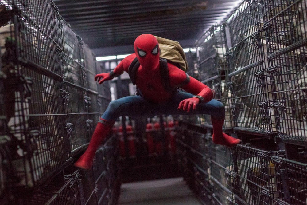 Saturday Night @ the Movies: Spider-Man Homecoming review