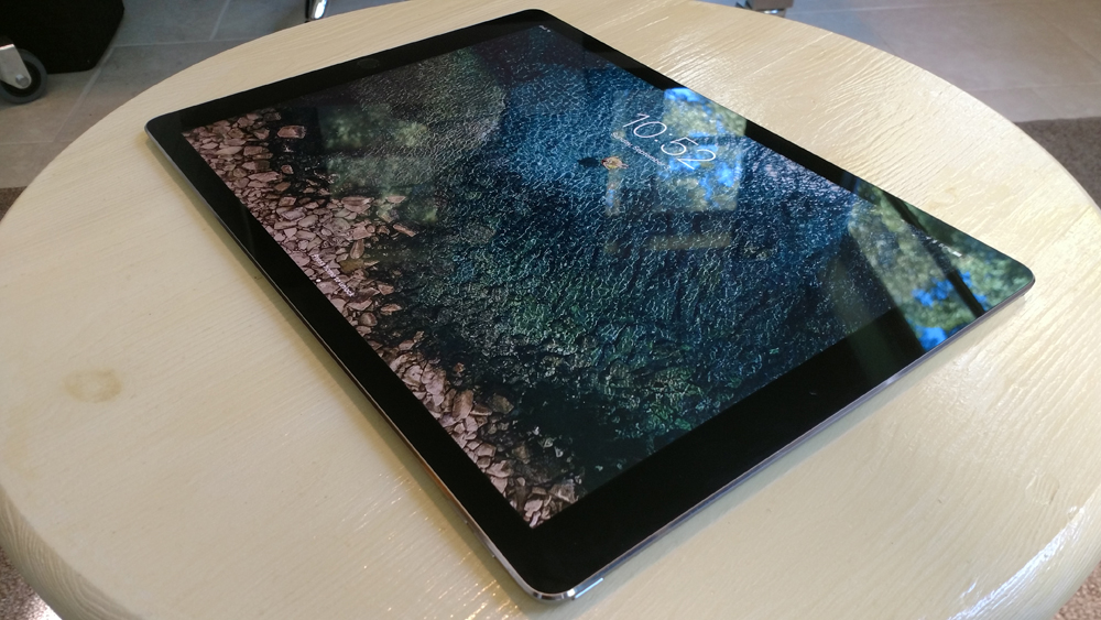 12.9-inch iPad Pro review: It's Personal