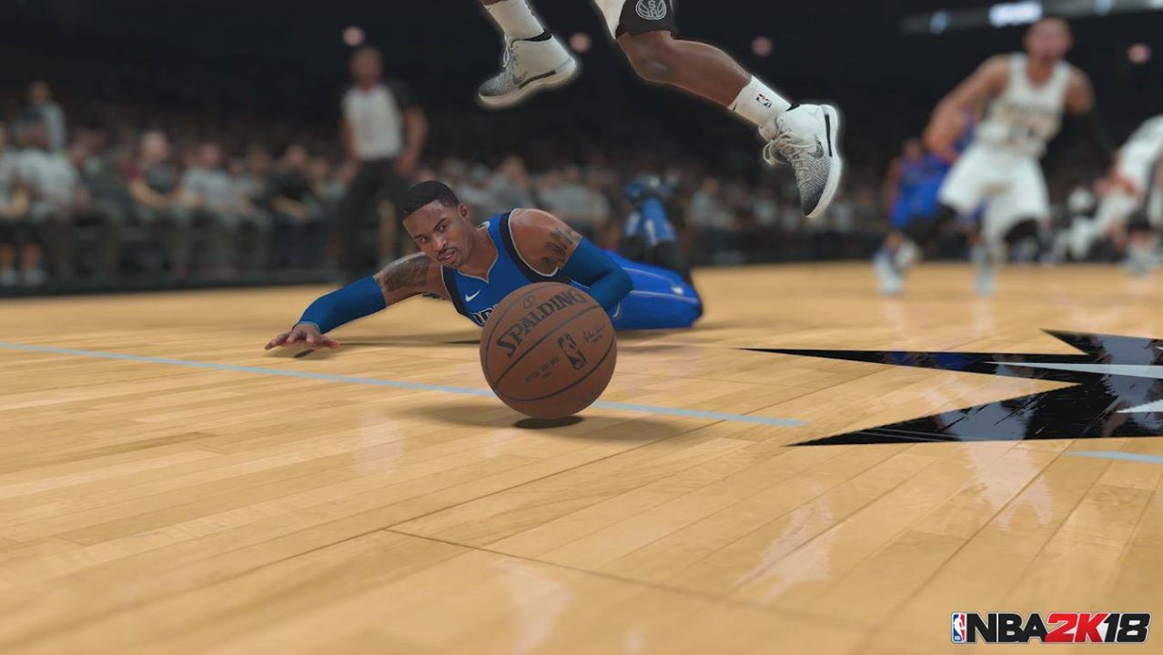 In the name of everyone who loves you, don't open NBA 2K18 MyCareer right Now