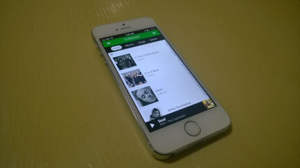 Xbox Music on iPhone Review (3)