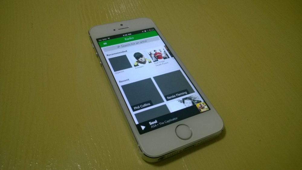 Xbox Music on iPhone Review (4)