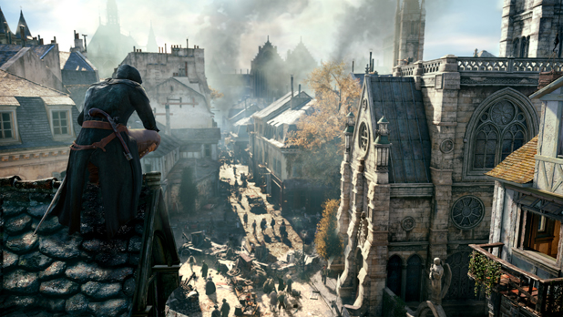 Assassin's Creed Unity Review (1)
