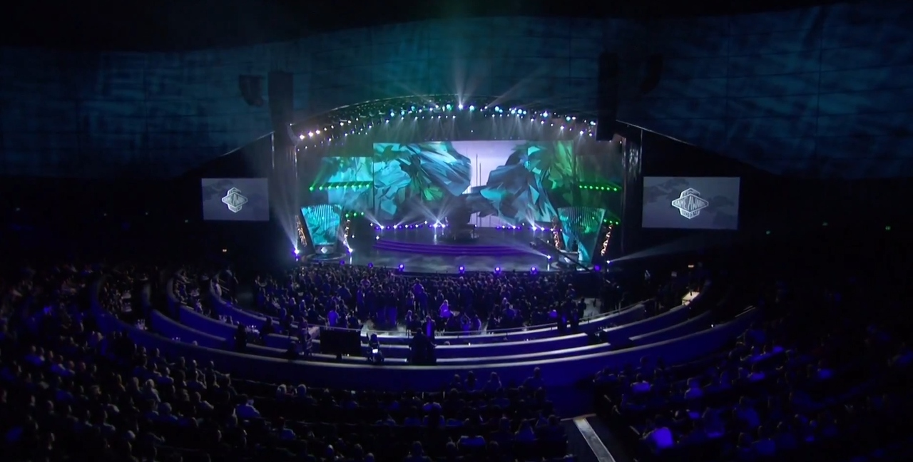 Tonight on Xbox Live: Watch the 2018 Video Game Awards