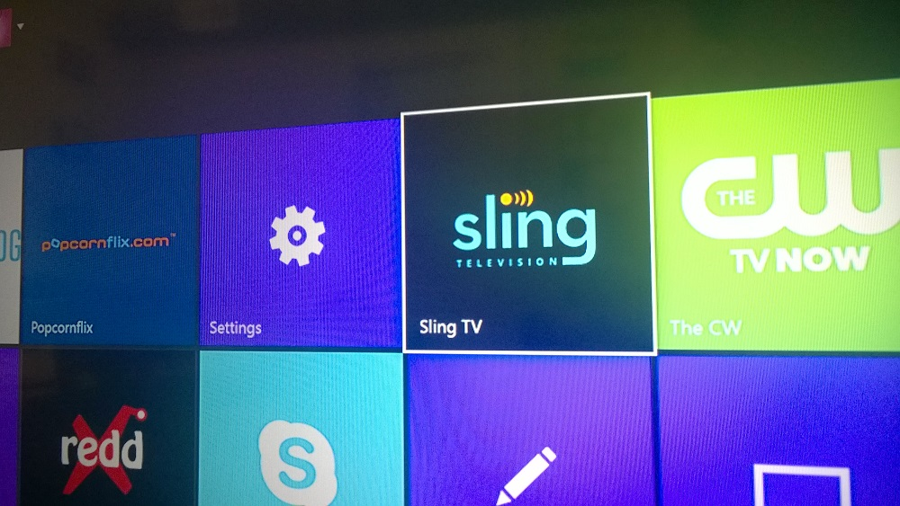 Sling TV on Xbox ONe (5)