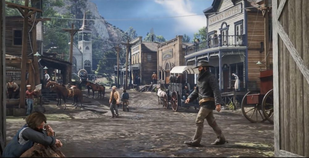 TRiL: Rockstar, This aint the way to convince me to buy Red Dead Redemption 2