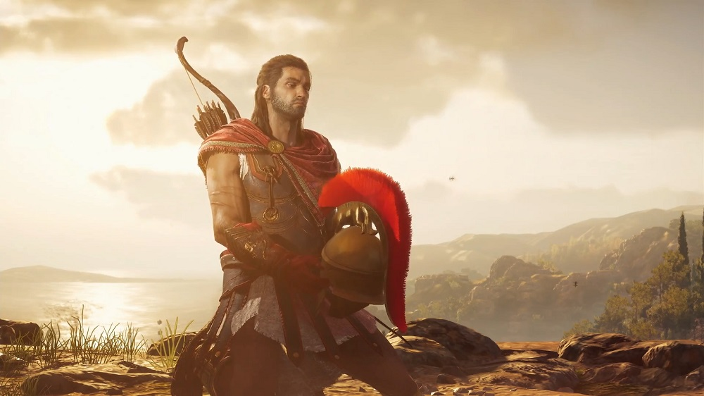 Assassin's Creed Odyssey trailer from E3 2018