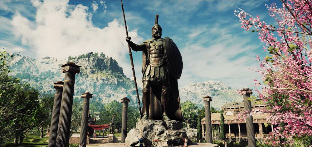 Assassin's Creed Odyssey launch trailer