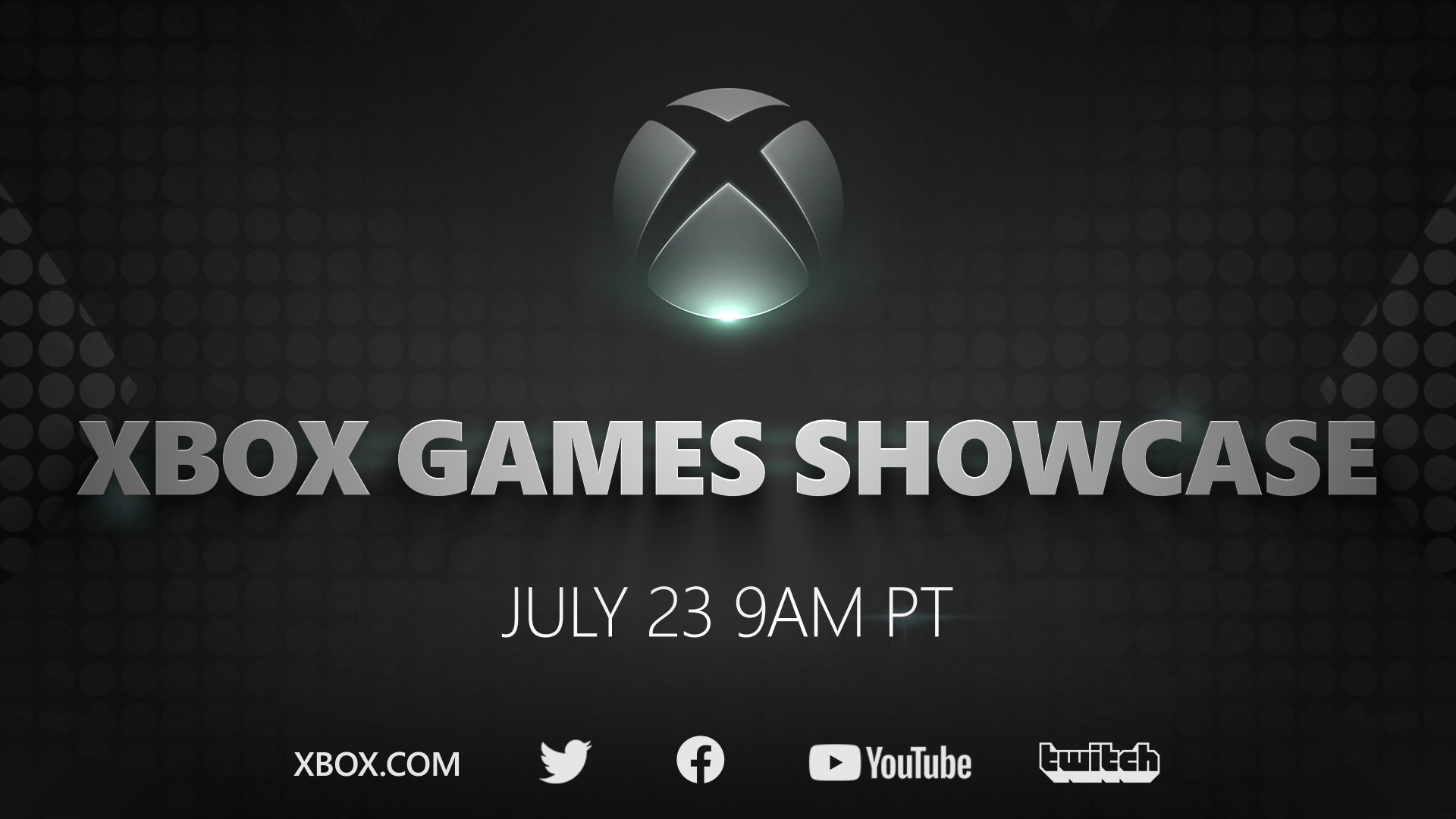 Microsoft Sets a Date for the Xbox Games Showcase