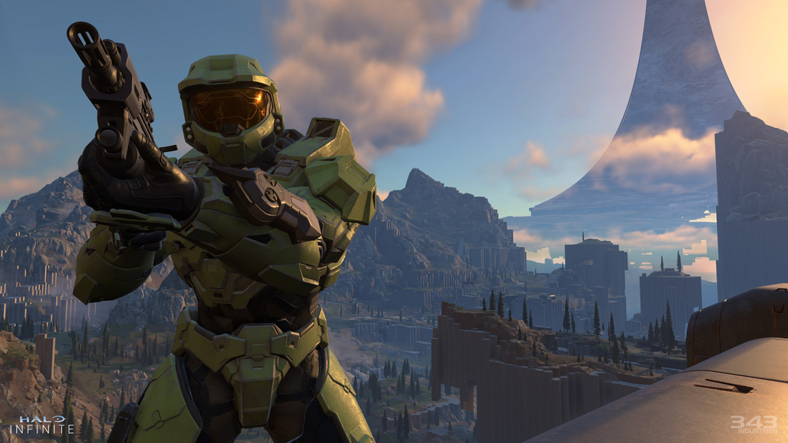 Halo Infinite Might Be the Change You Were Looking For. Or Not