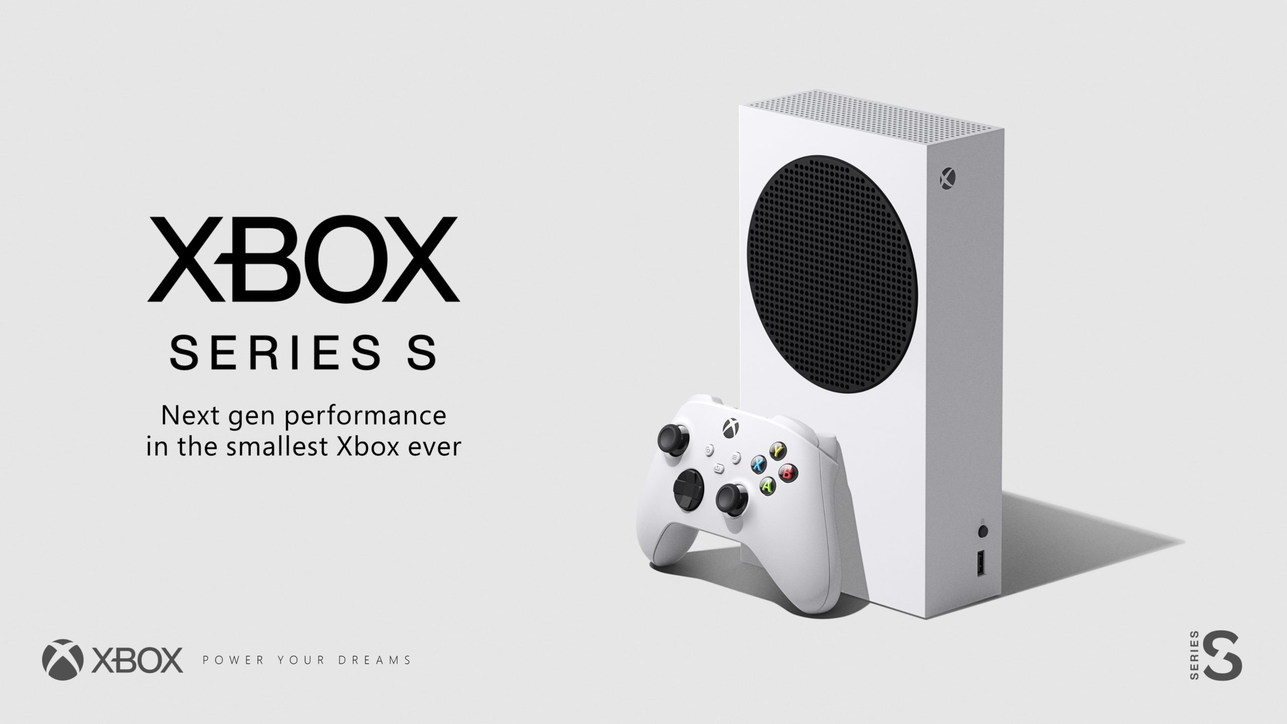 This is the Xbox Series S